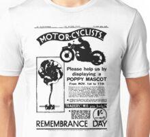 Motor-Cyclists Unisex T-Shirt
