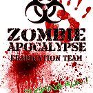 Zombie Apocalypse by djhypnotixx