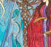 The Guardians of Vanyar Sticker