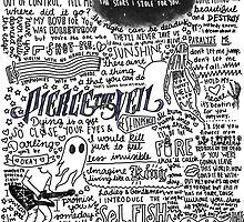 Pierce the Veil lyrics by piercethekellyn