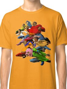 Fat Albert and the Gang Ready for battle Classic T-Shirt