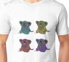 Psycadelic Koalas Design Unisex T-Shirt