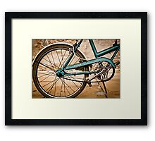 Raleigh classic Framed Print