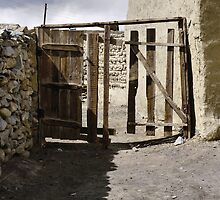 Building technologies in Karakul by Marjolein Katsma