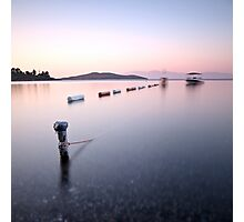 Boat in Silence Photographic Print