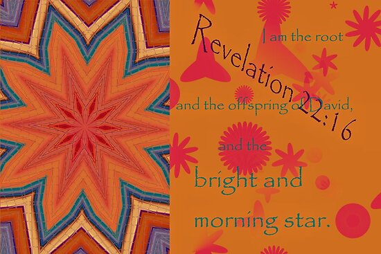 The Bright and Morning Star by aprilann