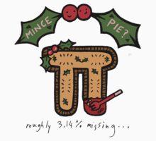 Christmas Mince ᴨ One Piece - Short Sleeve