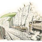 Mineral Railway, Dover by wonder-webb