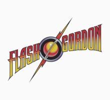Flash Gordon Logo | Baseball  Sleeve