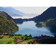 Swiss view Photographic Print