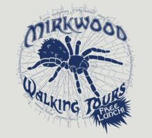 Mirkwood Walking Tours T-Shirt