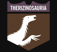 Dinosaur Family Crest: Therizinosauria Kids Clothes