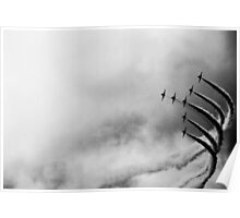 Red Arrows II Poster