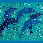 Dolphin Dance by happyhArt