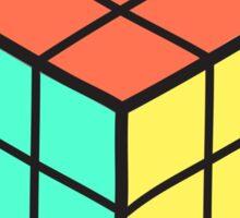 Cube Sticker