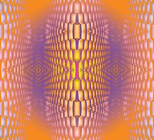 trippy psychedelic grate by STORMYMADE