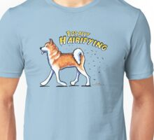 Akita :: Totally Hairifying Unisex T-Shirt