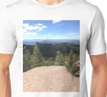 On the Top of the World  Unisex T-Shirt