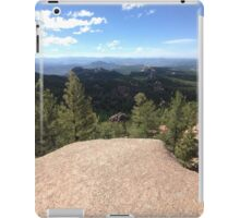 On the Top of the World  iPad Case/Skin