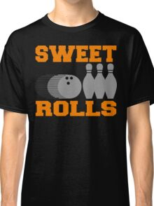 Funny Bowling T-Shirt Classic T-Shirt