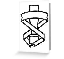 Mgs Exclamation  Greeting Card