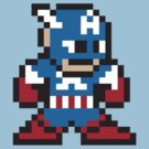 Captain 8 Bit by jpappas
