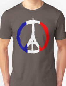 Peace For Paris T-Shirt