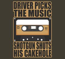SUPERNATURAL - Driver Picks the Music.. by HECoulson