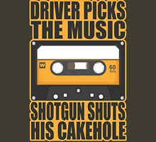 SUPERNATURAL - Driver Picks the Music.. Unisex T-Shirt