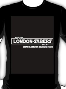 London-Sabers logo T-Shirt