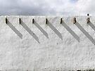 Wall shadows (Karakul)