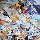 Dali Collage in the Guise of Resurrection. by Andy Nawroski