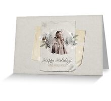 Christmas Special - Cards - Emma Swan Greeting Card