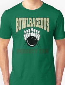 Funny Perfect Ten Bowler Bowling T-Shirt T-Shirt