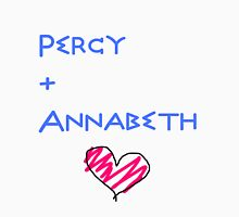 Percy+Annabeth Shirt Unisex T-Shirt