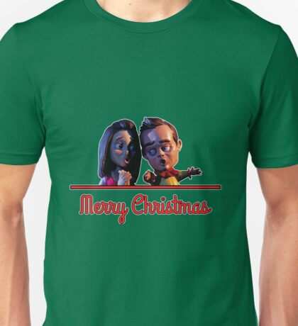 Community Christmas - Jeff and Annie (Style B) Unisex T-Shirt