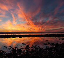 B.C. day 2012 sunrise by Al Williscroft