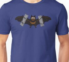 Do-It-Yourself Bat Logo Unisex T-Shirt