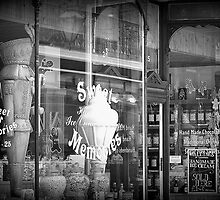 Old Sweet Shop by Stan Owen