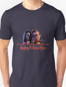 Community - Jeff and Annie Saying I Love You T-Shirt