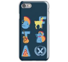 DFTBA – Don't Forget To Be Awesome iPhone Case/Skin