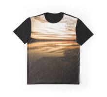 ND Filter Play (shutter 30 sec) at Lake Burley Griffin, Canberra/ACT/Australia (3) Graphic T-Shirt