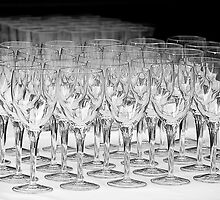 Banquet Glasses by Svetlana Sewell
