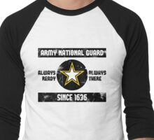 National Guard Baseball Tee Men's Baseball ¾ T-Shirt