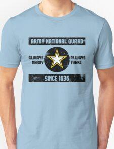 National Guard Baseball Tee Unisex T-Shirt