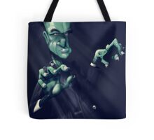 Frankie the monster Tote Bag