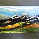 Alaskan Range by atelier1