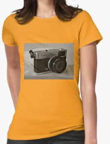 OLYMPUS TRIP 35 Womens Fitted T-Shirt