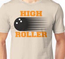 High Roller Bowling T-Shirt Unisex T-Shirt