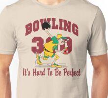 Funny 300 Bowling Score Bowling T-Shirt Unisex T-Shirt